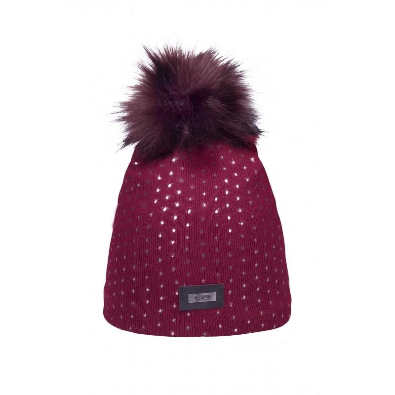Zimní čepice FairPlay Doti - černá  96e72a9b7e