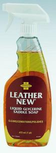 Leather New Glycerine Saddle Soap 473ml