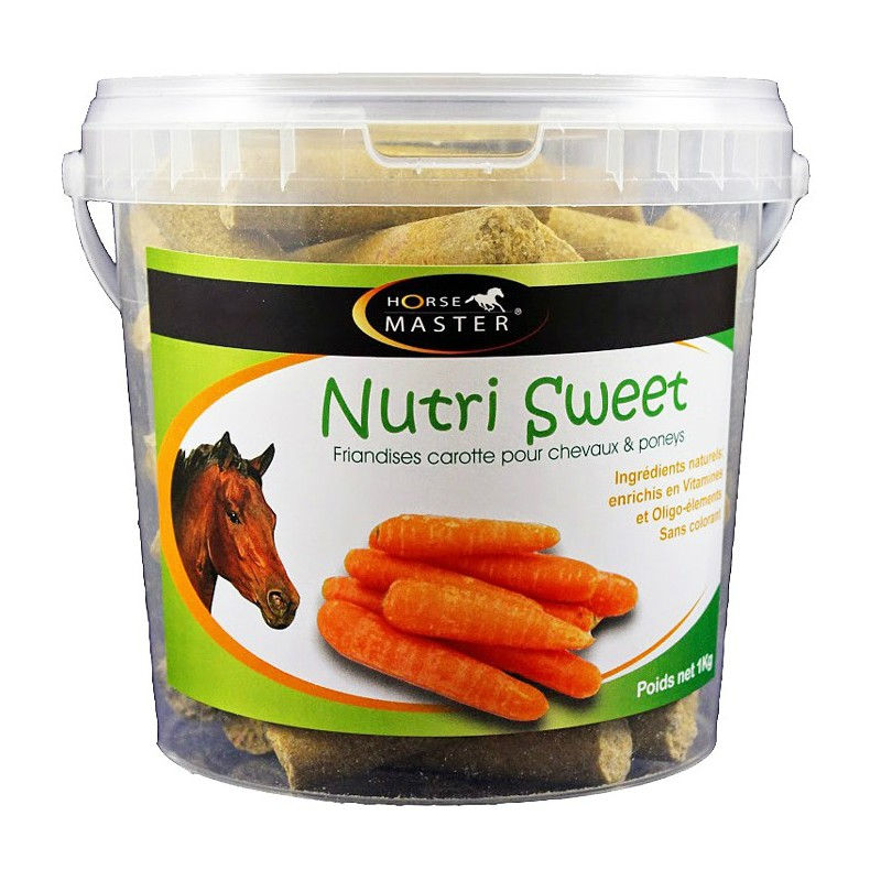 NUTRI SWEET TREATS CARROT 1 kg