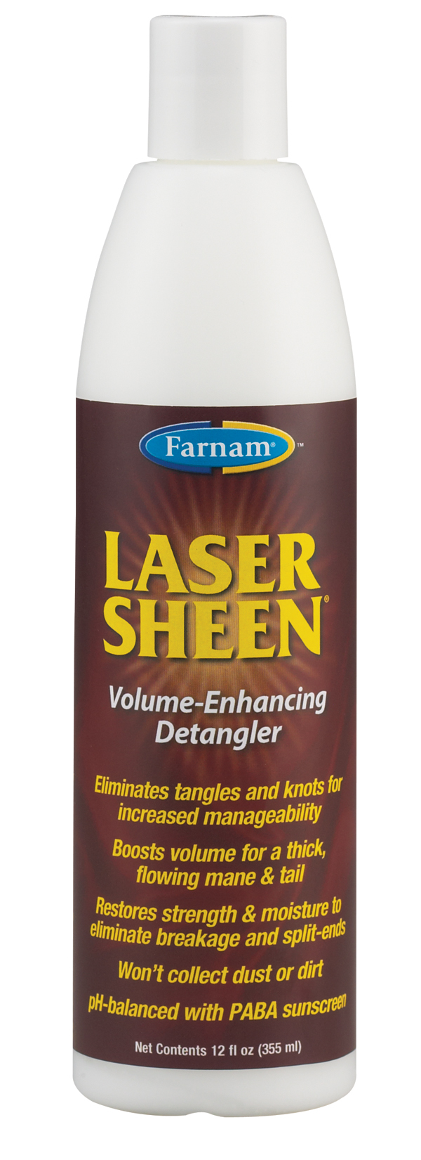 Laser Sheen® Volume-Enhancing Detangler