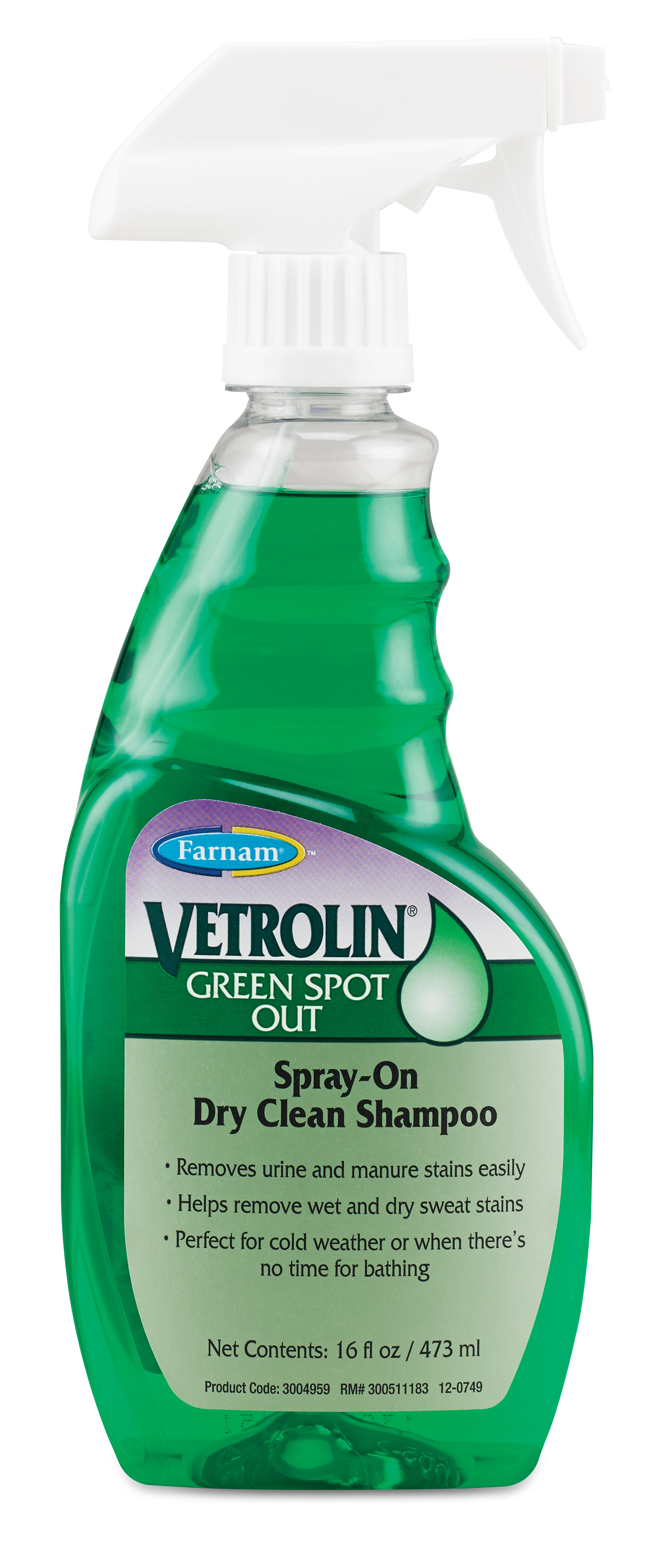 VETROLIN® GREEN SPOT OUT 473 ml